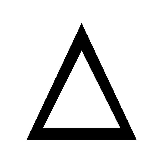 Chọn lấy một hình tam giác mình thích trong ảnh này, nó sẽ tiết lộ sự thật về tính cách đang ẩn chứa bên trong bạn - Ảnh 6.