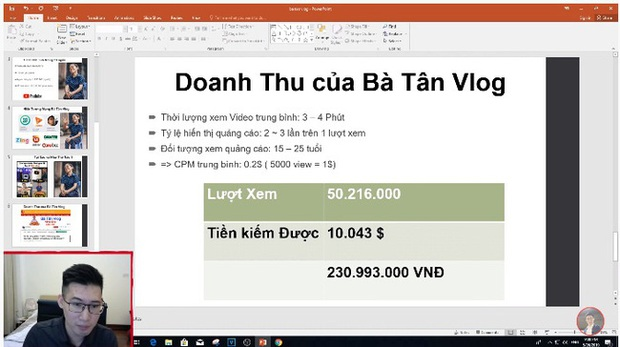 Xôn xao thông tin Quỳnh Trần JP thu nhập 600 triệu/tháng từ Youtube, bất ngờ nhất là chính chủ cũng vào bình luận cực xôm - Ảnh 5.