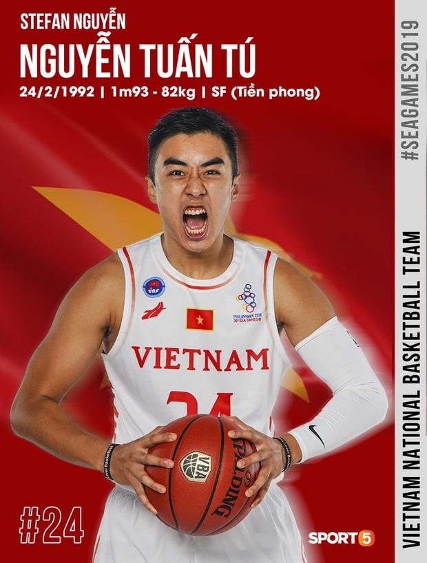 Profile đẹp long lanh của 12 cái tên chính thức trong danh sách tuyển bóng rổ Việt Nam săn huy chương SEA Games 30 - Ảnh 6.