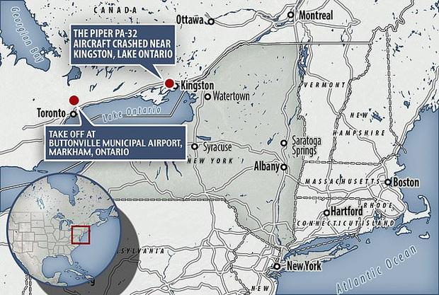 Tai nạn kinh hoàng: 4 người lớn và 3 trẻ em thiệt mạng sau khi máy bay rơi xuống một khu rừng rậm ở Canada - Ảnh 6.