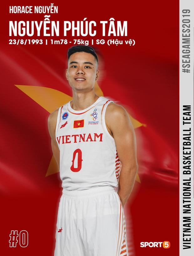Profile đẹp long lanh của 12 cái tên chính thức trong danh sách tuyển bóng rổ Việt Nam săn huy chương SEA Games 30 - Ảnh 7.