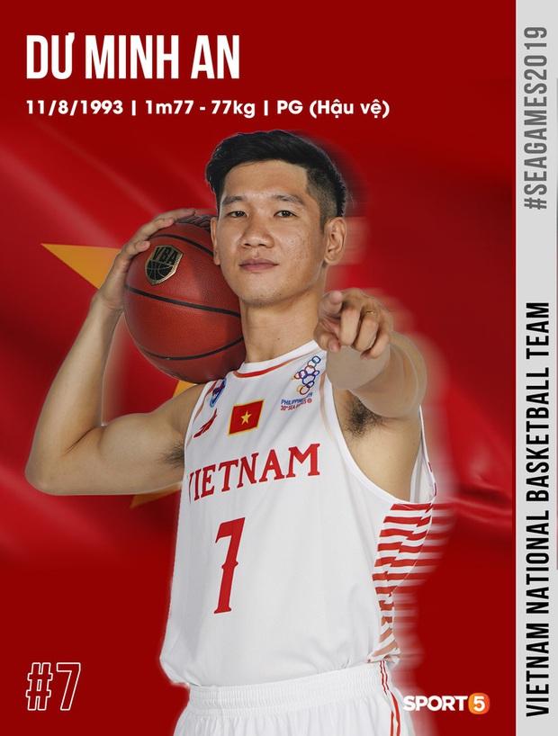 Profile đẹp long lanh của 12 cái tên chính thức trong danh sách tuyển bóng rổ Việt Nam săn huy chương SEA Games 30 - Ảnh 10.