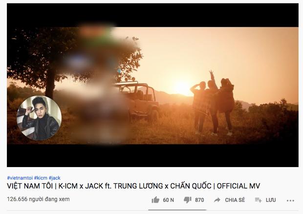 MV mới của Jack và K-ICM có thành tích lượt xem ra mắt thấp nhất trong chuỗi hit, chỉ bằng 1 nửa của Em Gì Ơi trước đó - Ảnh 7.