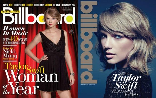 """""""Thánh tiên tri"""" Taylor Swift: Năm 2014 buông mồm nói 1 câu mà đoán trúng phóc Billie Eilish sẽ giành giải thưởng Người Phụ Nữ Của Năm? - Ảnh 5."""