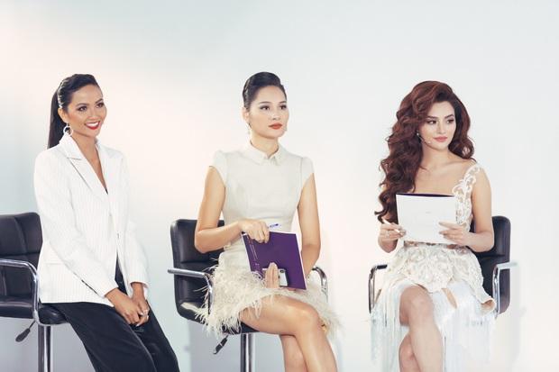Choáng với thí sinh Hoa hậu Hoàn vũ VN nói tiếng Anh nhưng lại bị nhầm n sang l! - Ảnh 1.