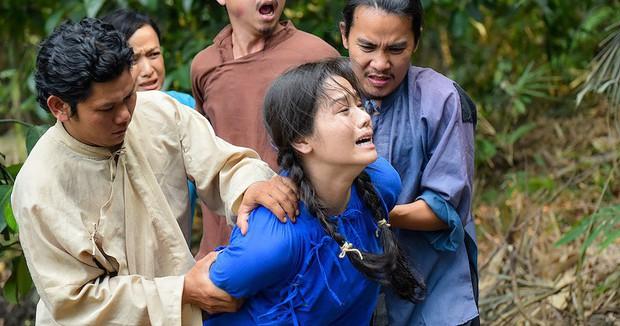 5 phân cảnh gây sốc của Tiếng Sét Trong Mưa: Không gì chấn động bằng màn cưỡng bức cô chủ - chàng hầu - Ảnh 5.