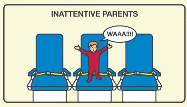 """Những hành động """"tra tấn"""" người khác khi đi máy bay, ai gặp phải thì đúng là cực hình! - Ảnh 2."""