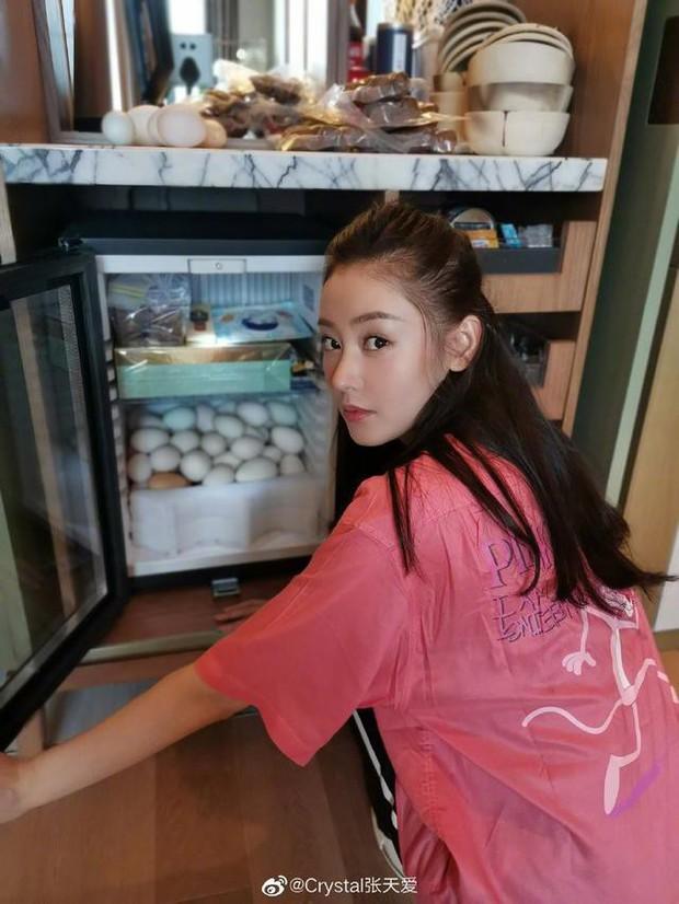 Dành 2 năm để ăn dưa chuột và trứng, bí quyết nhỏ mà có võ giúp Trương Thiên Ái giảm được tới 18kg - Ảnh 7.