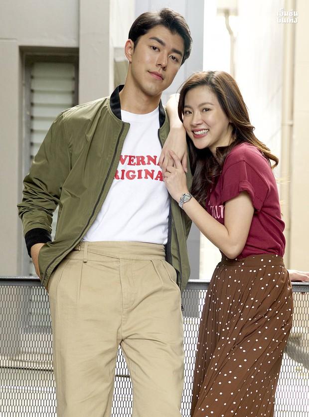 8 cặp đôi màn ảnh Thái chuẩn bị tái hợp: Mĩ nhân chuyển giới Baifern sắp yêu lại cậu bạn thân quốc dân Nine rồi! - Ảnh 1.