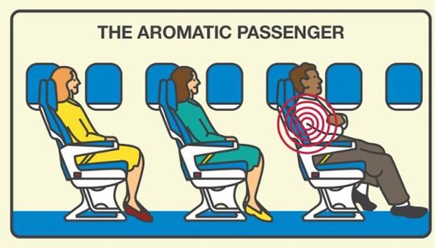 """Những hành động """"tra tấn"""" người khác khi đi máy bay, ai gặp phải thì đúng là cực hình! - Ảnh 3."""