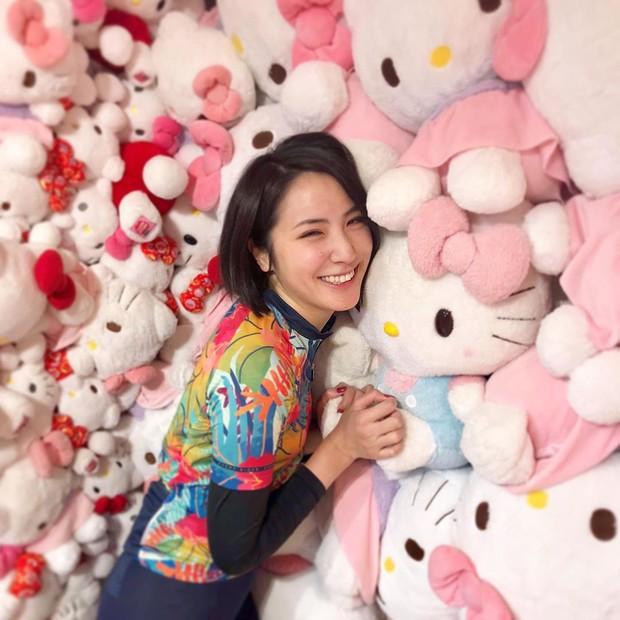 Phát sốt thiên đường Hello Kitty vừa lộ diện ở Nhật Bản, mỗi khi thấy chán đời tìm đến đây là vui lên ngay! - Ảnh 22.