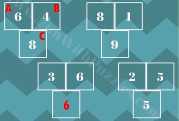 85% người không giải được 5 bài toán tìm quy luật điền đáp án sau dấu chấm hỏi - Ảnh 9.