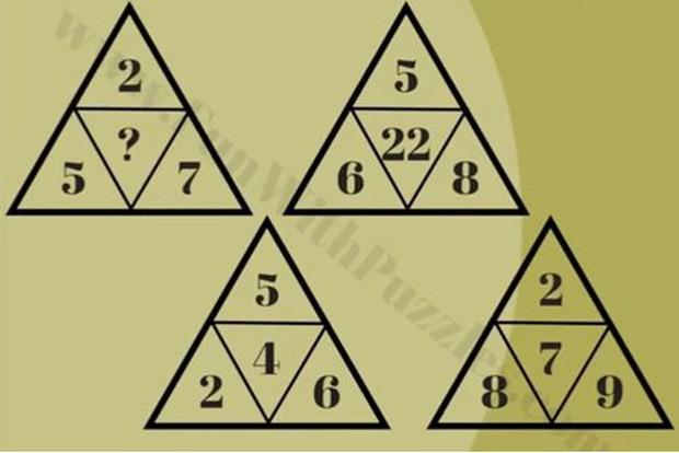 85% người không giải được 5 bài toán tìm quy luật điền đáp án sau dấu chấm hỏi - Ảnh 5.