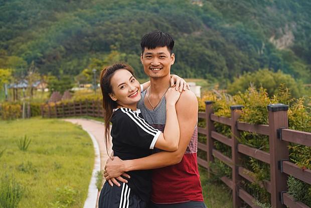Bảo Thanh và ông xã trở lại thời sinh viên, bật mí bí kíp để duy trì hạnh phúc sau gần 10 năm chung sống - Ảnh 4.