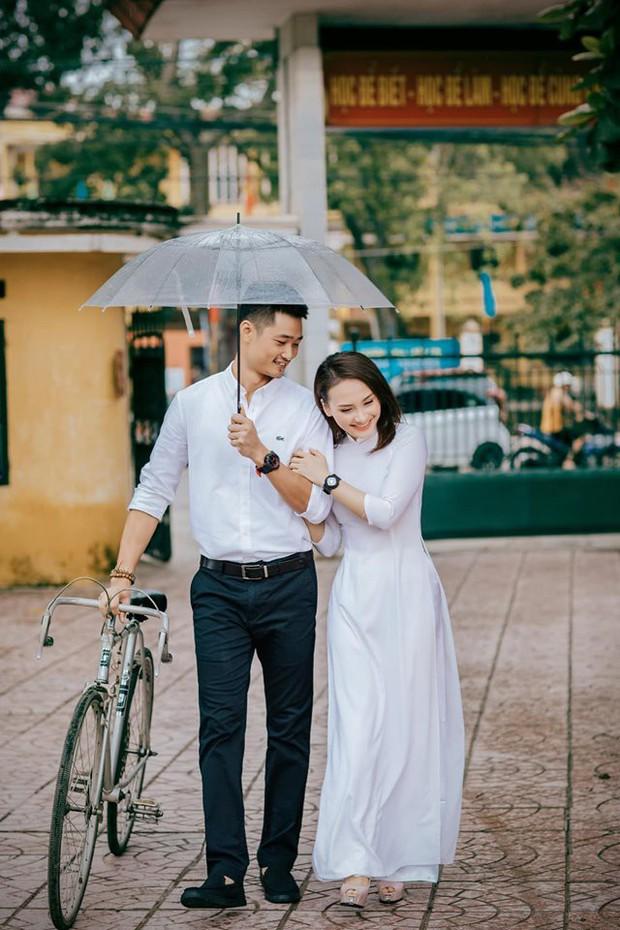 Bảo Thanh và ông xã trở lại thời sinh viên, bật mí bí kíp để duy trì hạnh phúc sau gần 10 năm chung sống - Ảnh 1.