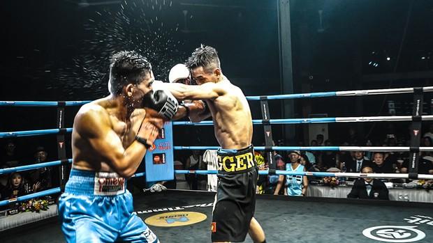 Trở lại sau chấn thương, nhà vô địch WBC Trần Văn Thảo làm rạng danh boxing Việt bằng chiến thắng trước đối thủ cực mạnh người Philippines - Ảnh 2.
