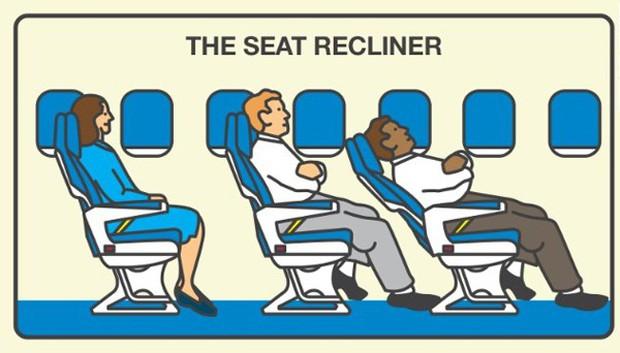 """Những hành động """"tra tấn"""" người khác khi đi máy bay, ai gặp phải thì đúng là cực hình! - Ảnh 9."""