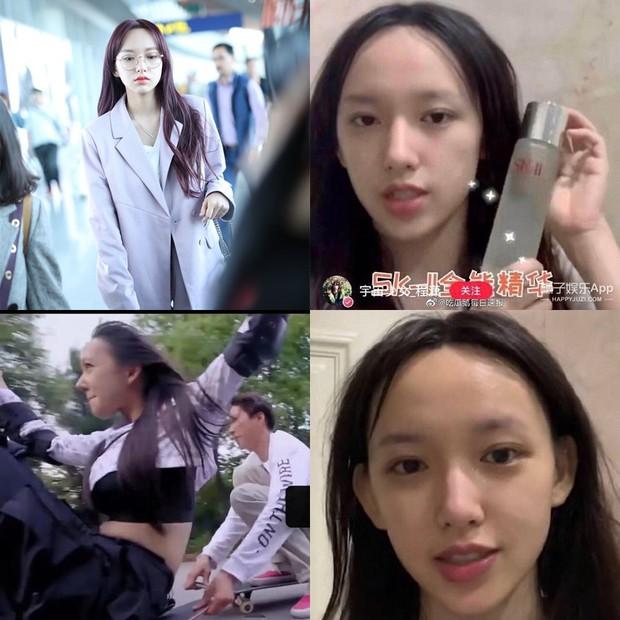 Vấn nạn rụng tóc của minh tinh showbiz: Dương Mịch - Angela Baby lộ trán hói, sao nam đáng lo ngại chẳng kém - Ảnh 1.