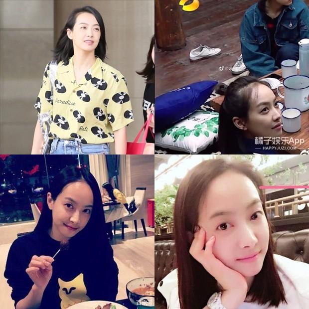 Vấn nạn rụng tóc của minh tinh showbiz: Dương Mịch - Angela Baby lộ trán hói, sao nam đáng lo ngại chẳng kém - Ảnh 16.