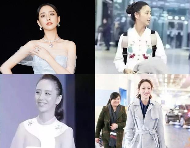 Vấn nạn rụng tóc của minh tinh showbiz: Dương Mịch - Angela Baby lộ trán hói, sao nam đáng lo ngại chẳng kém - Ảnh 20.