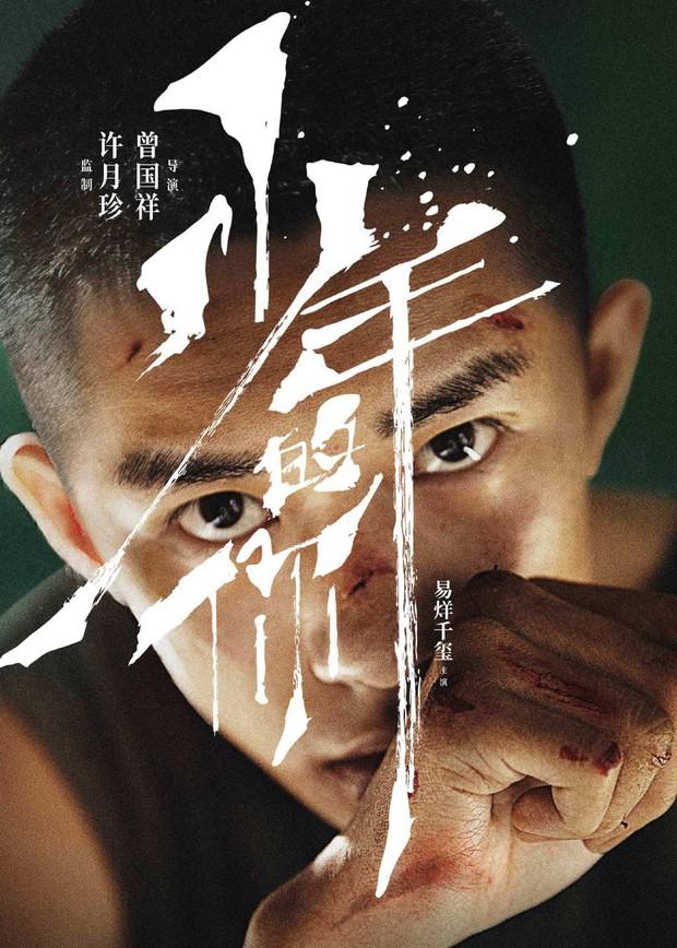 Ngỡ ngàng mỹ nam Cbiz khi cạo đầu: Người gây bão Weibo vì cực soái, kẻ mất mái tóc lãng tử vì... thua cược với fan - Ảnh 9.