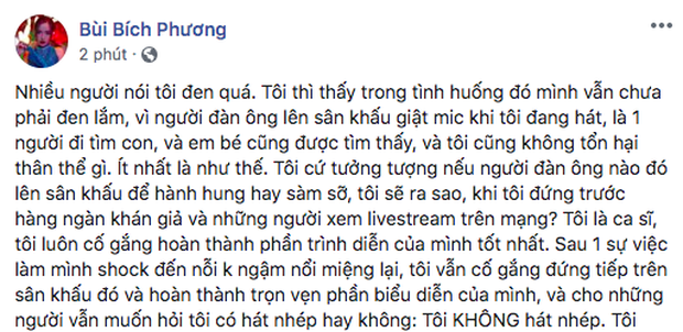 Đạo diễn Việt Tú, nhạc sĩ Khắc Việt và các nhà sản xuất... đều lên tiếng bênh vực Bích Phương khi vướng vào tranh cãi hát đè hay hát nhép - Ảnh 1.