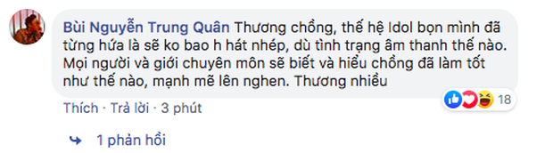 Bảo Thy, Soobin Hoàng Sơn cùng loạt sao Việt và khán giả gửi lời động viên, chia sẻ, đứng về phía Bích Phương sau loạt ồn ào từ trên trời rơi xuống - Ảnh 3.