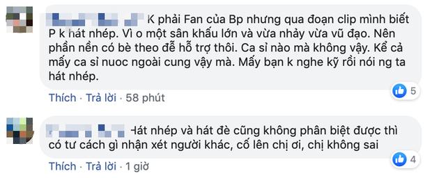 Bảo Thy, Soobin Hoàng Sơn cùng loạt sao Việt và khán giả gửi lời động viên, chia sẻ, đứng về phía Bích Phương sau loạt ồn ào từ trên trời rơi xuống - Ảnh 10.