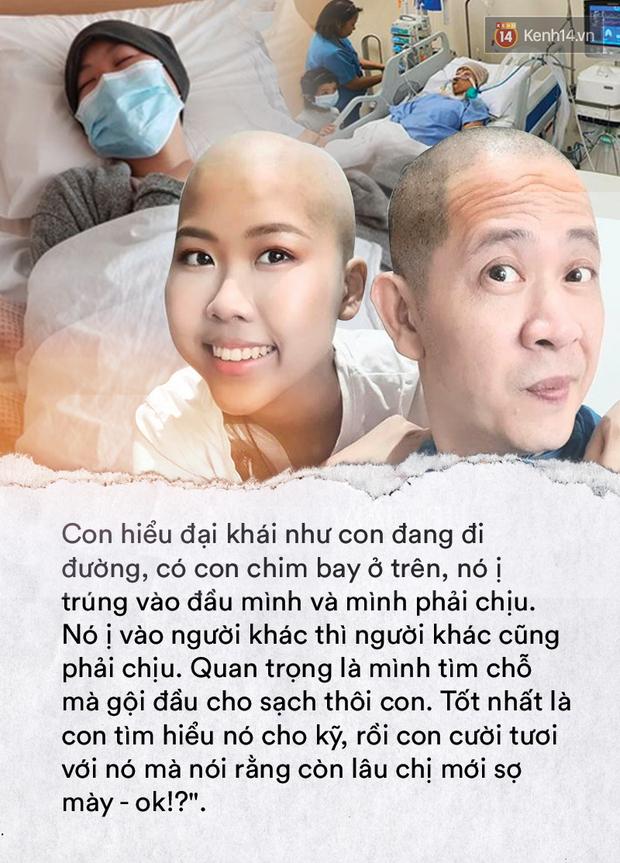 Loạt câu nói cảm động đạo diễn Đỗ Đức Thành dành cho con gái qua đời vì ung thư máu: Dù chỉ 1% cơ hội cứu con, tôi cũng sẽ cố! - Ảnh 6.