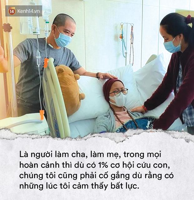 Loạt câu nói cảm động đạo diễn Đỗ Đức Thành dành cho con gái qua đời vì ung thư máu: Dù chỉ 1% cơ hội cứu con, tôi cũng sẽ cố! - Ảnh 3.
