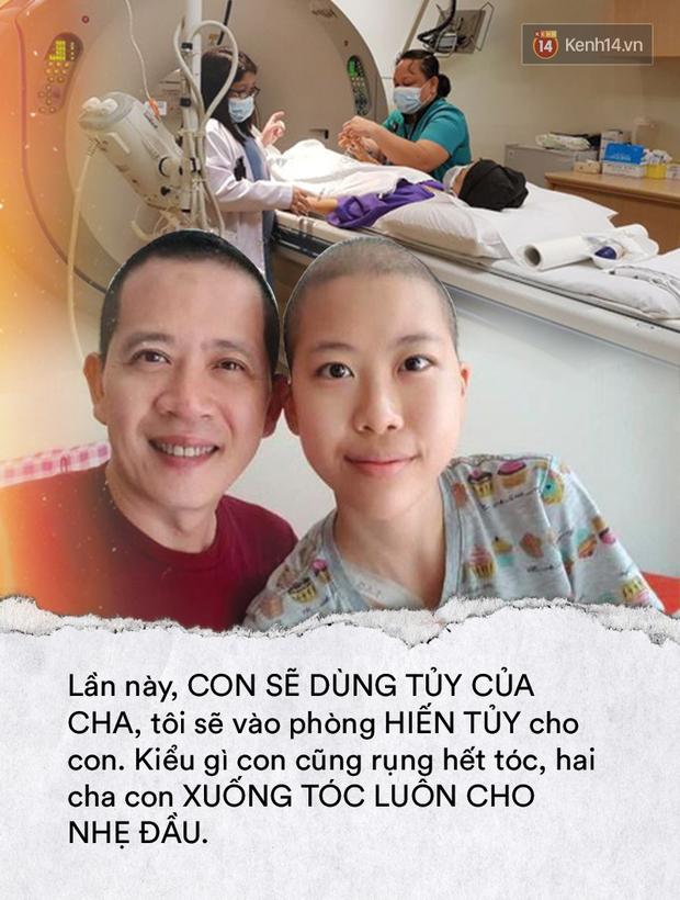 Loạt câu nói cảm động đạo diễn Đỗ Đức Thành dành cho con gái qua đời vì ung thư máu: Dù chỉ 1% cơ hội cứu con, tôi cũng sẽ cố! - Ảnh 4.