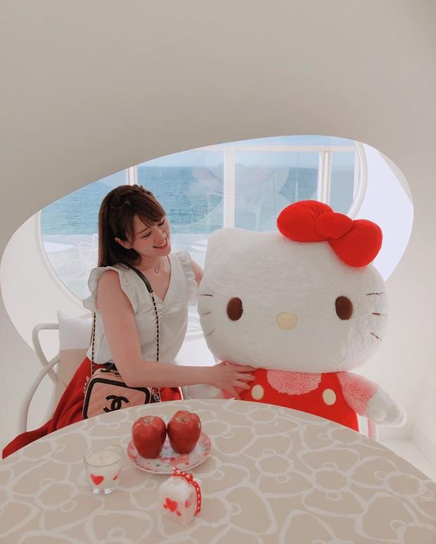 Phát sốt thiên đường Hello Kitty vừa lộ diện ở Nhật Bản, mỗi khi thấy chán đời tìm đến đây là vui lên ngay! - Ảnh 16.