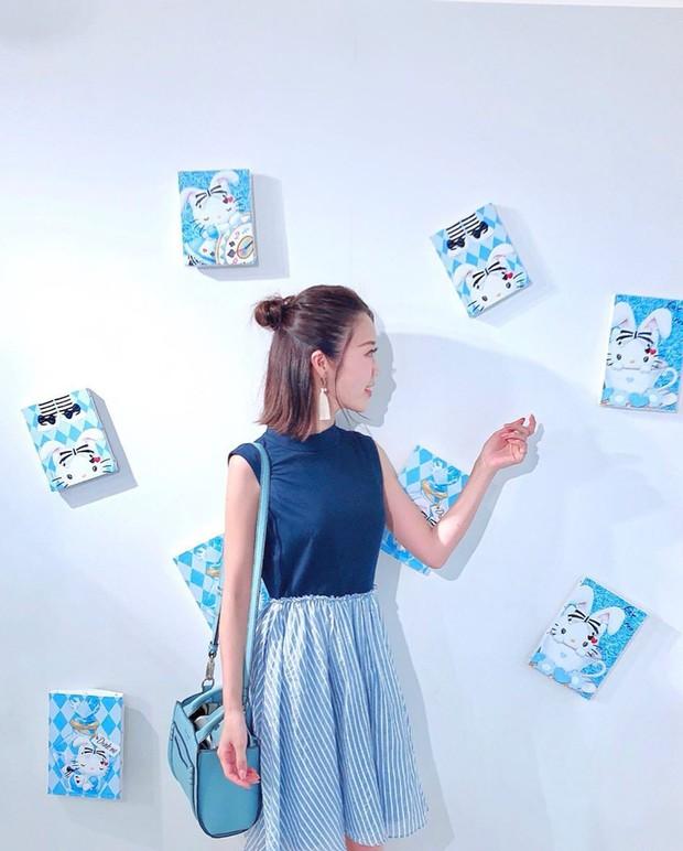 Phát sốt thiên đường Hello Kitty vừa lộ diện ở Nhật Bản, mỗi khi thấy chán đời tìm đến đây là vui lên ngay! - Ảnh 14.