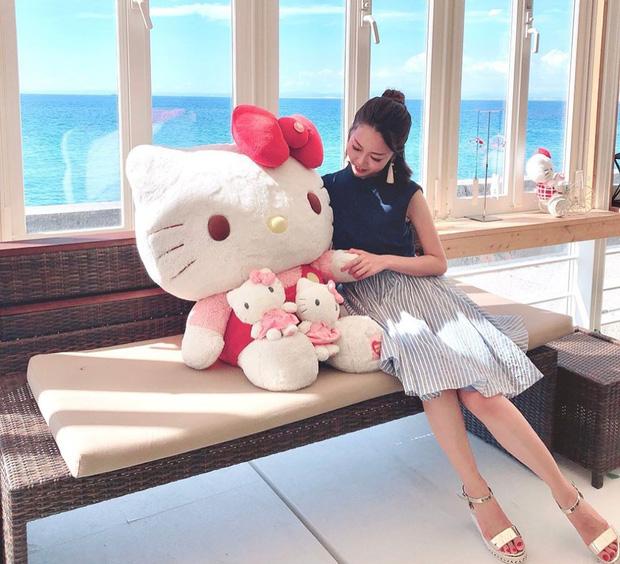Phát sốt thiên đường Hello Kitty vừa lộ diện ở Nhật Bản, mỗi khi thấy chán đời tìm đến đây là vui lên ngay! - Ảnh 11.