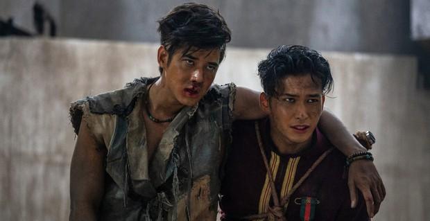 4 người mẫu châu Á lên đời khi đóng phim: Số 1 là phi công trẻ của Hương Giang - Ảnh 4.