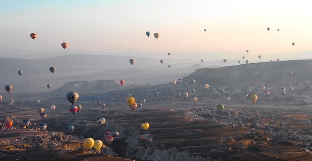 Vũ Khắc Tiệp chơi lớn khi thuê phòng khách sạn 40 triệu/ đêm ở Thổ Nhĩ Kỳ, bất chấp leo lên địa điểm cấm để sống ảo - Ảnh 12.