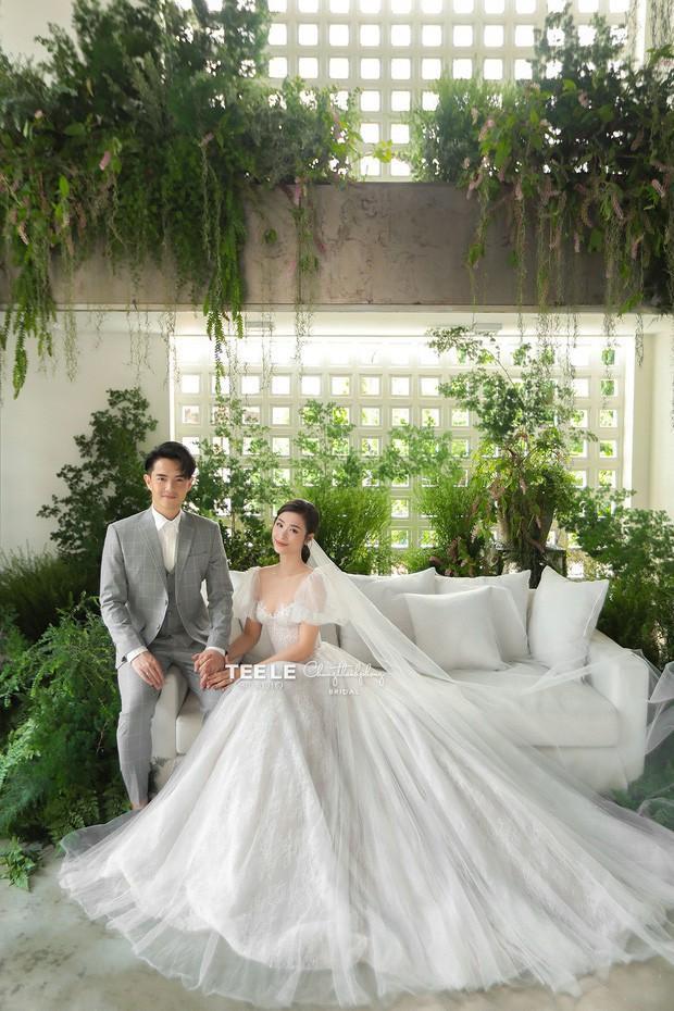 Cuối cùng Đông Nhi cũng chịu tung ảnh khoá môi Ông Cao Thắng ngọt ngào trước hôn lễ rồi! - Ảnh 6.