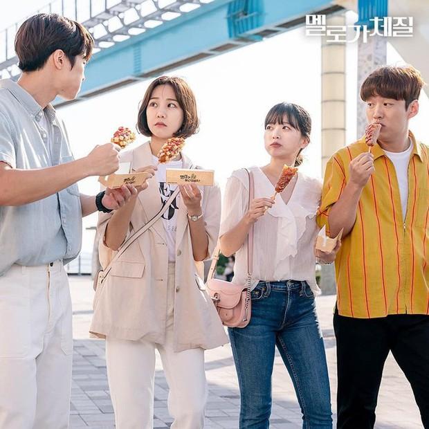 Đặc sản thời trang trong phim Hàn mùa Thu/Đông: Muôn cách diện áo blazer chỉ đẹp và sành điệu trở lên - Ảnh 18.