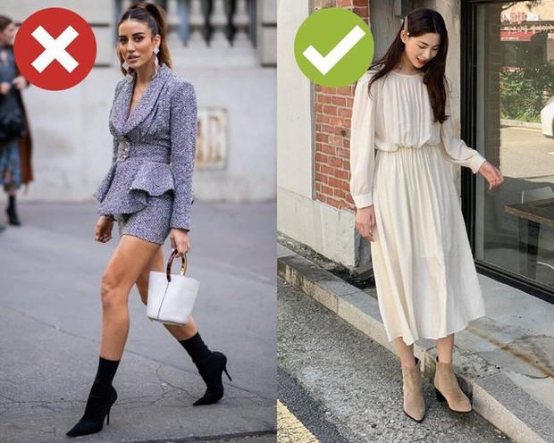 Muốn mặc đẹp không góc chết, chị em đừng sắm 4 đôi boots sau bởi kiểu thì lỗi mốt, kiểu trông đến là nhàm - Ảnh 4.
