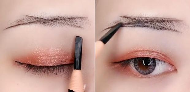Biến hàng lông mày mọc lởm chởm thành chuẩn khuôn sắc nét chỉ bằng vài ba bước dễ ợt - Ảnh 6.