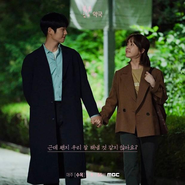 Đặc sản thời trang trong phim Hàn mùa Thu/Đông: Muôn cách diện áo blazer chỉ đẹp và sành điệu trở lên - Ảnh 5.