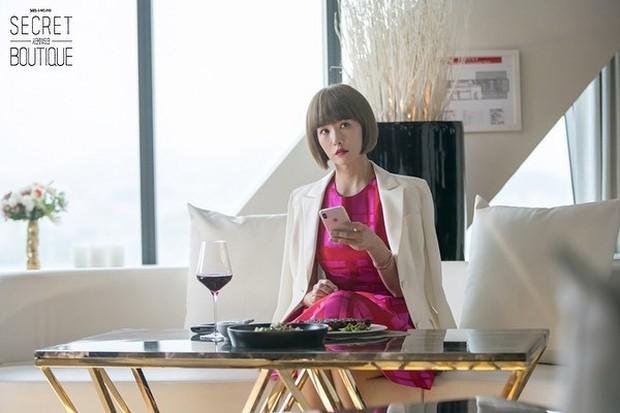 Đặc sản thời trang trong phim Hàn mùa Thu/Đông: Muôn cách diện áo blazer chỉ đẹp và sành điệu trở lên - Ảnh 6.