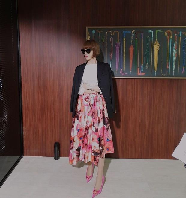 Đặc sản thời trang trong phim Hàn mùa Thu/Đông: Muôn cách diện áo blazer chỉ đẹp và sành điệu trở lên - Ảnh 7.