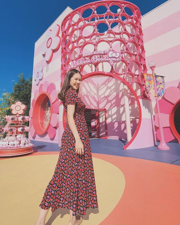 Phát sốt thiên đường Hello Kitty vừa lộ diện ở Nhật Bản, mỗi khi thấy chán đời tìm đến đây là vui lên ngay! - Ảnh 2.