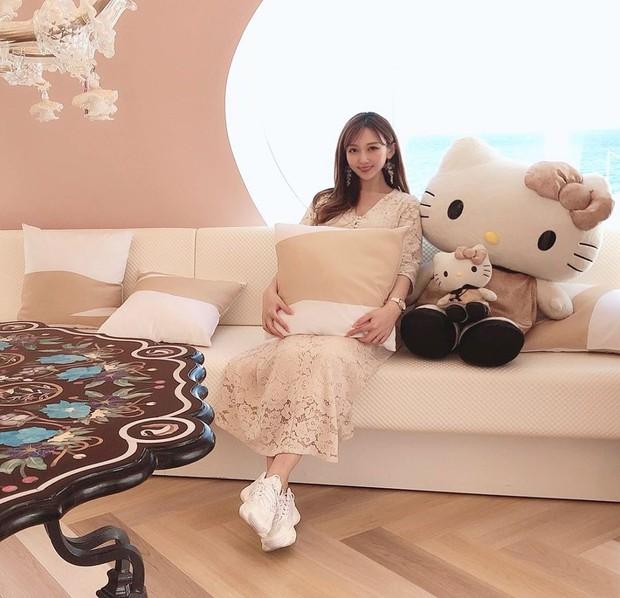 Phát sốt thiên đường Hello Kitty vừa lộ diện ở Nhật Bản, mỗi khi thấy chán đời tìm đến đây là vui lên ngay! - Ảnh 10.
