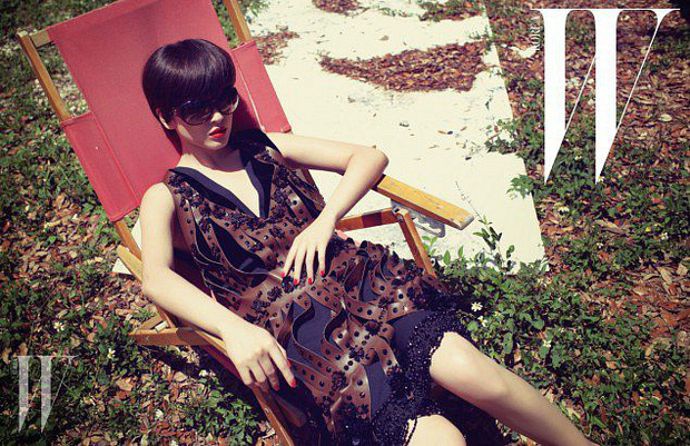 Song Hye Kyo xuống tóc ngắn cũn cỡn hậu ly hôn, chuyện gì đây? - Ảnh 4.