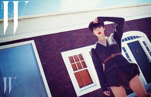 Song Hye Kyo xuống tóc ngắn cũn cỡn hậu ly hôn, chuyện gì đây? - Ảnh 3.