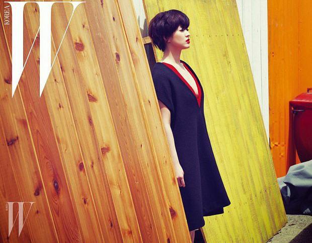 Song Hye Kyo xuống tóc ngắn cũn cỡn hậu ly hôn, chuyện gì đây? - Ảnh 5.