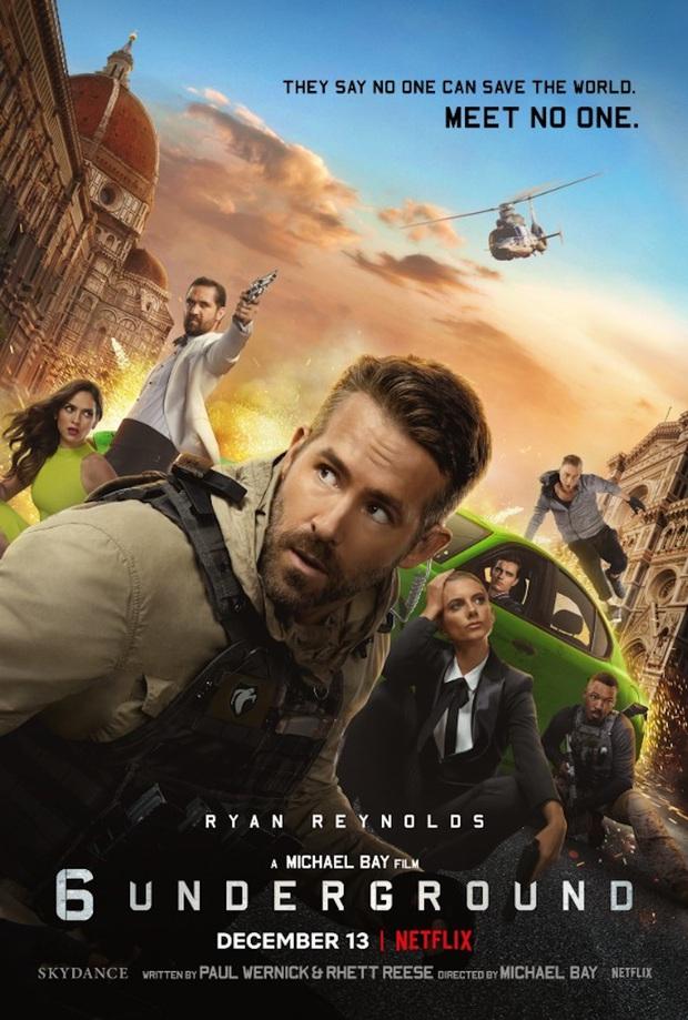 Netflix tháng 12: Màn đụng độ nảy lửa của Goá Phụ Đen Scarlett Johansson với chồng cũ Ryan Reynold - Ảnh 5.