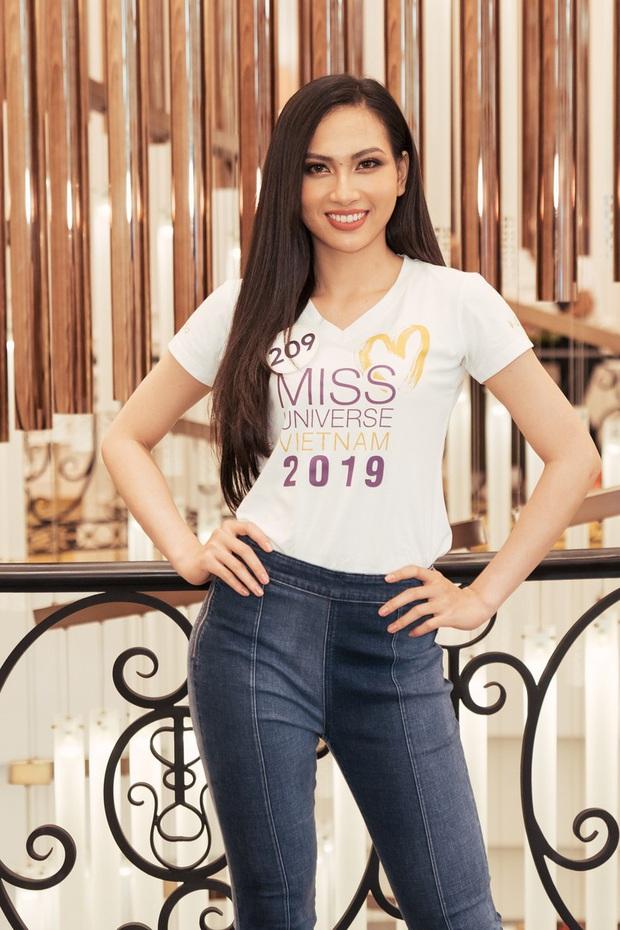 Lộ diện Top 10 gương mặt sáng giá nhất Miss Universe 2019: Thúy Vân giữ phong độ, Tường Linh, HLuăi Hwing ghi danh - Ảnh 10.
